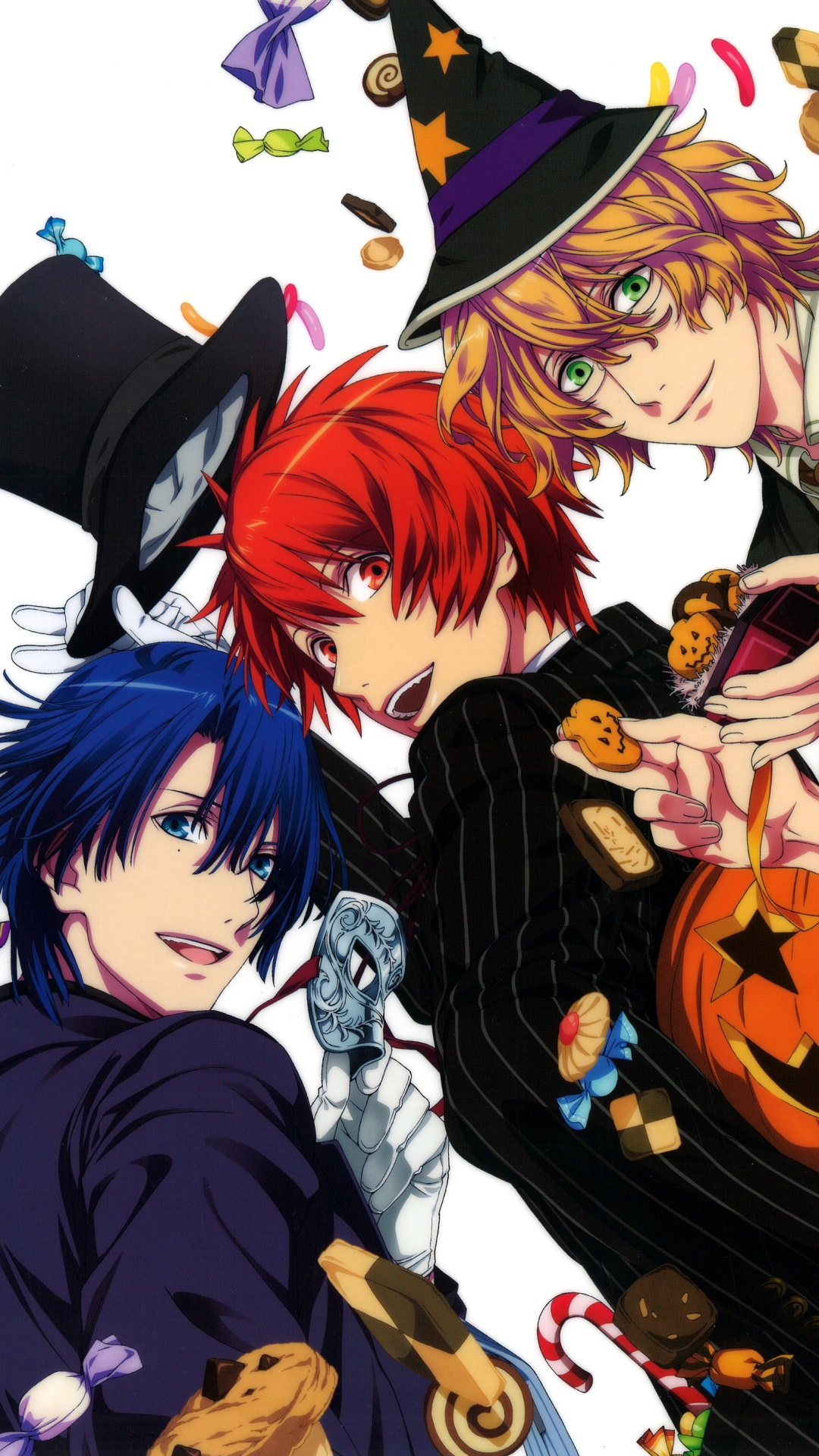 anime halloween 2013.sony xperia z wallpaper.1080x1920 (4)