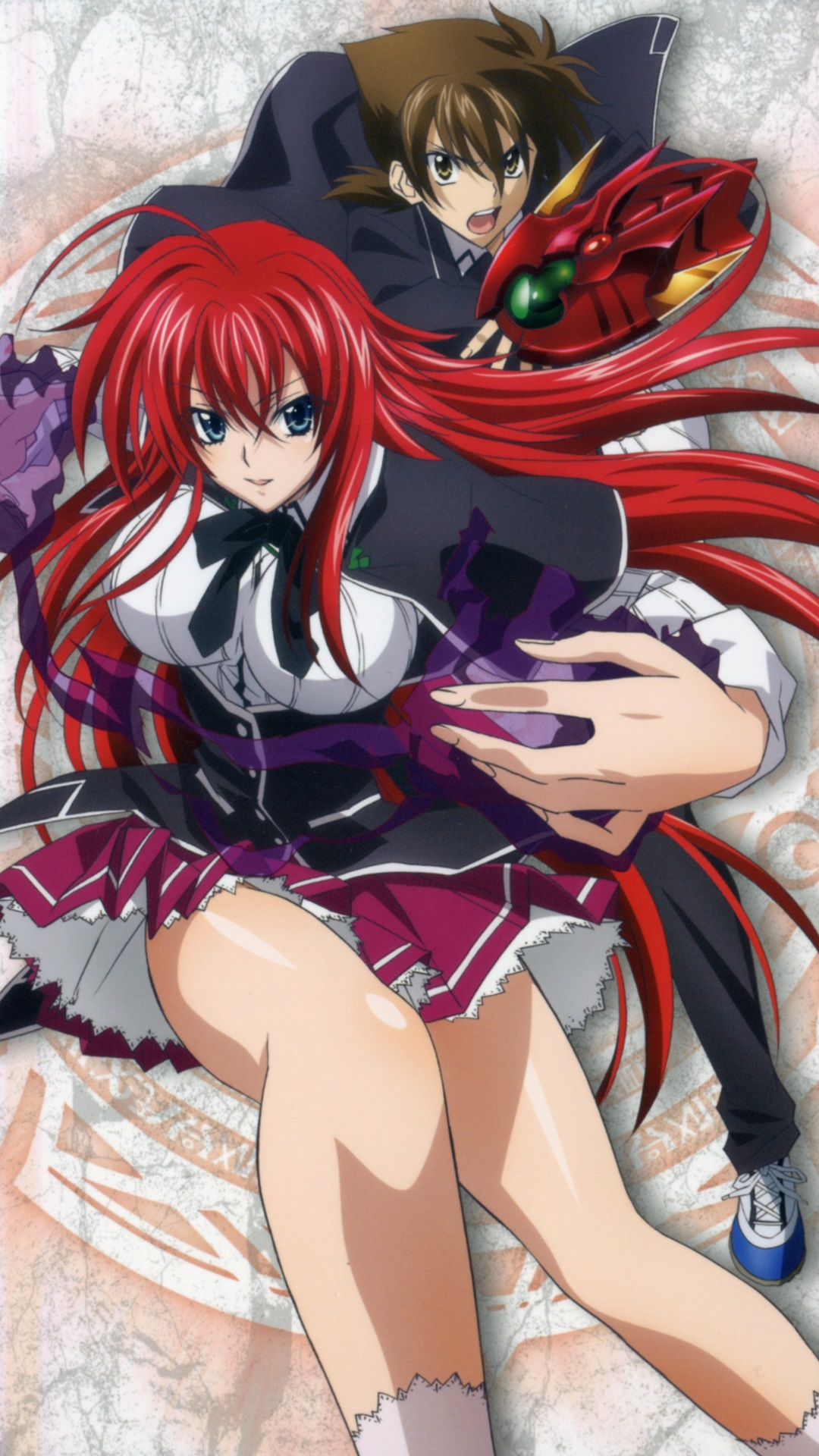 High School DxD NEW.Issei Hyodo LG D802 Optimus G2 ...