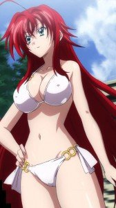 High School DxD NEW.Rias Gremory Acer CloudMobile wallpaper.720x1280