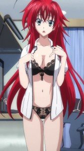 High School DxD NEW.Rias Gremory HTC One X wallpaper.720x1280