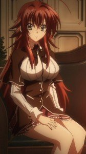 High School DxD New iPhone and Android wallpapers