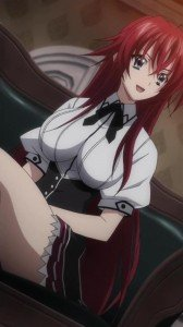High School DxD NEW.Rias Gremory Magic THL W3 wallpaper.720x1280