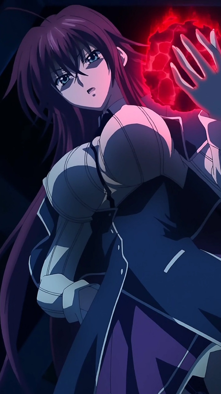 High School DxD NEW.Rias Gremory ZTE Flash wallpaper.720x1280