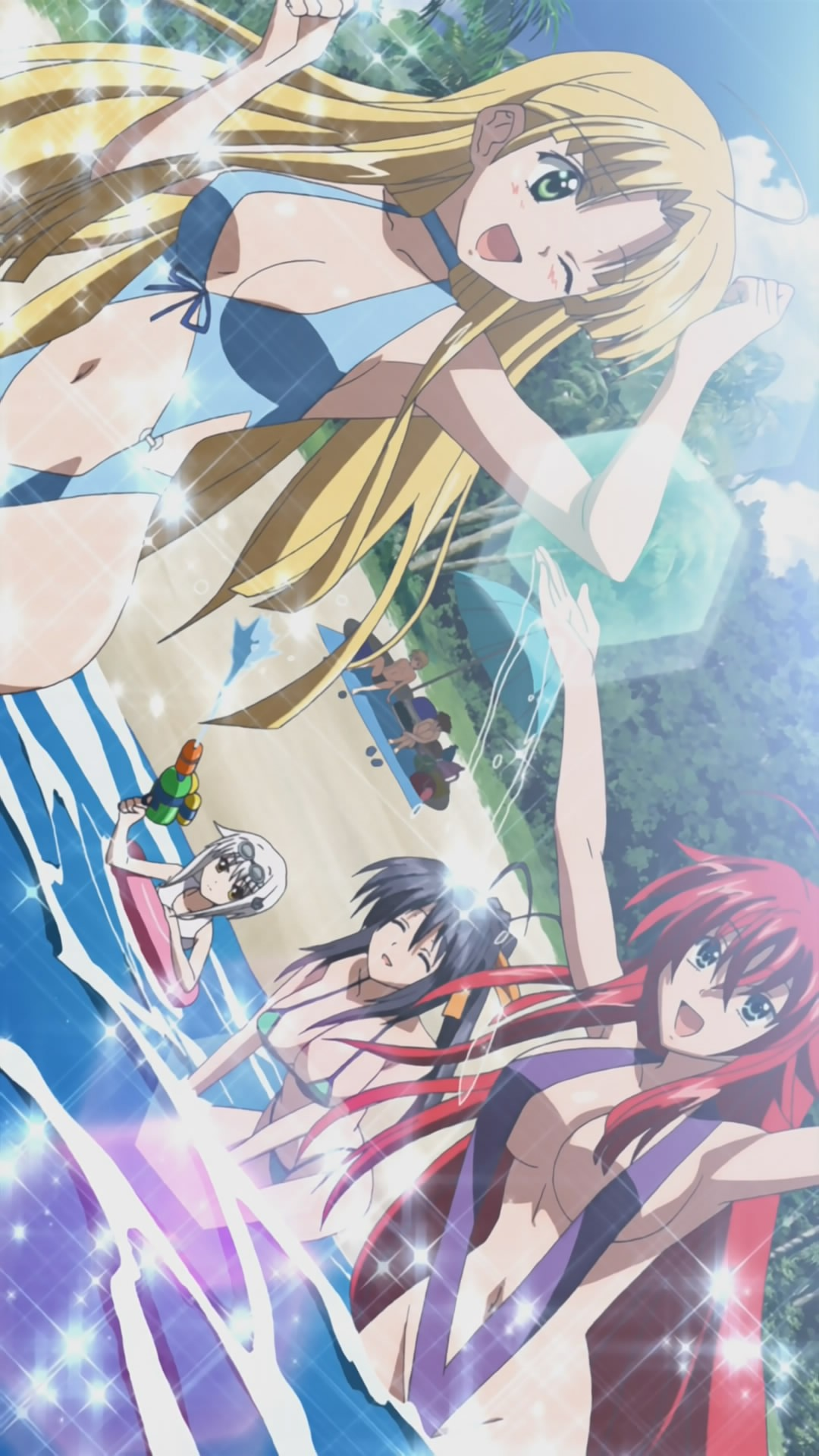 Highschool dxd 11 - 5 5