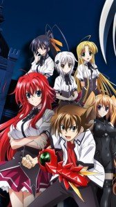 High School DxD NEW.Sony Xperia V wallpaper.720x1280