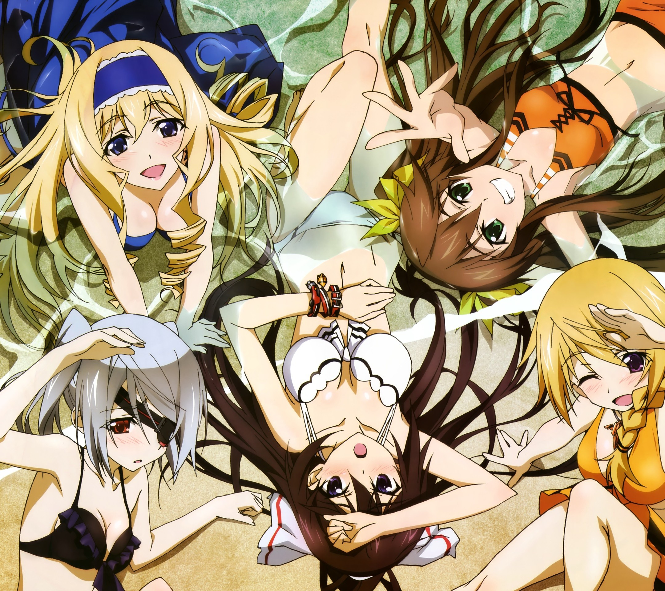infinite stratos android 1