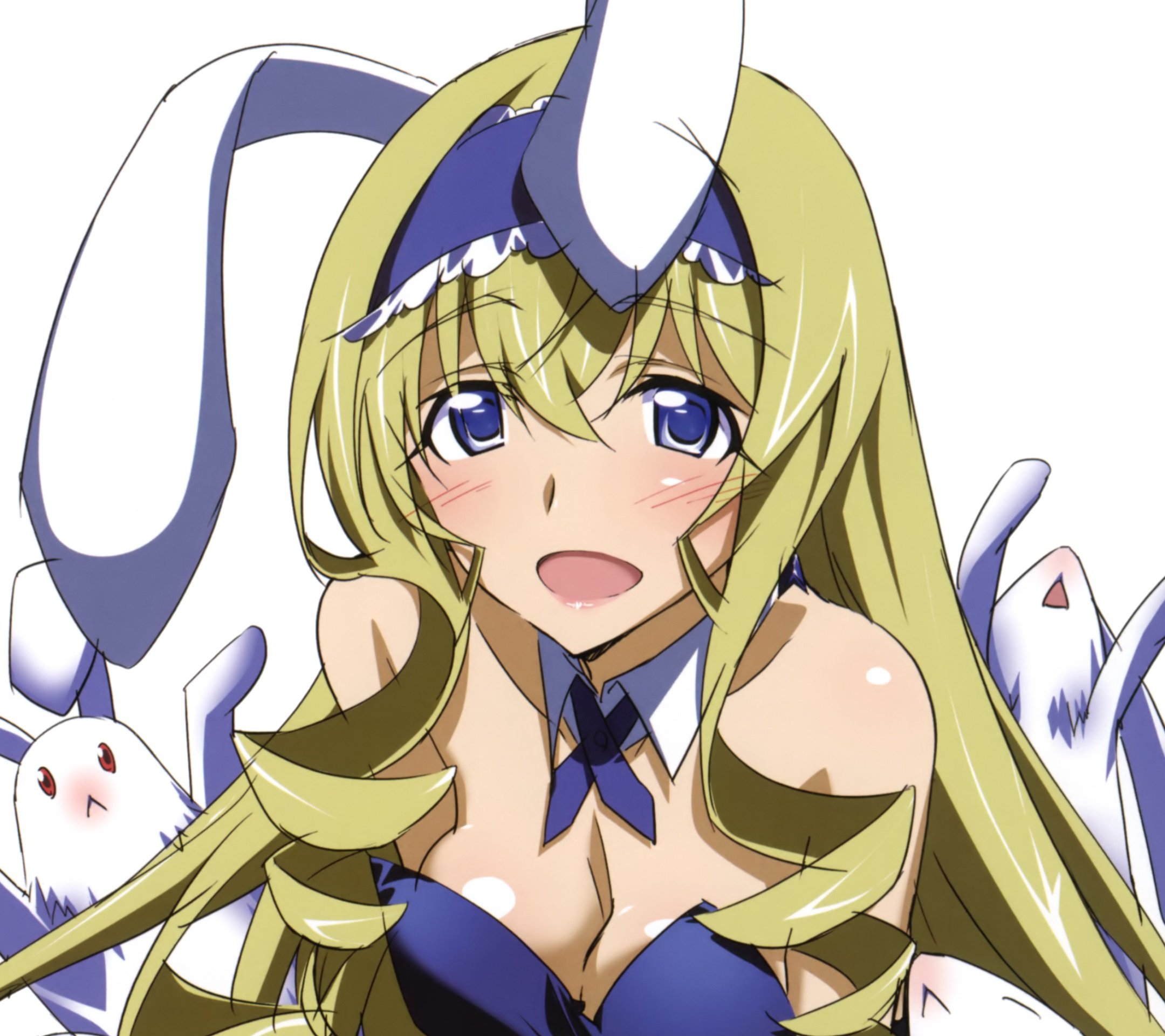 Infinite Stratos.Cecilia Alcott Android wallpaper.2160x1920 (1)