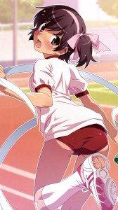 Kami nomi zo Shiru Sekai Megami Hen. Ayumi Takahara Samsung Galaxy S4 wallpaper.1080x1920