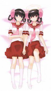 Kami nomi zo Shiru Sekai Megami Hen.Diana.Tenri Ayukawa LG D802 Optimus G2 wallpaper.1080x1920