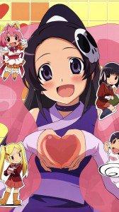 Kami nomi zo Shiru Sekai Megami Hen.Elsie LG D802 Optimus G2 wallpaper.1080x1920 (1)