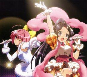 Kami nomi zo Shiru Sekai Megami Hen.Kanon Nakagawa Android wallpaper.Elsie.2160x1920