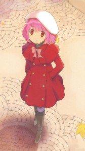 Kami nomi zo Shiru Sekai Megami Hen.Kanon Nakagawa Lenovo K900 wallpaper.1080x1920