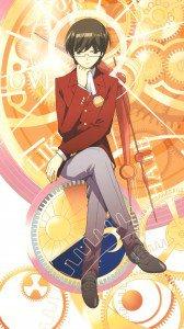 Kami nomi zo Shiru Sekai Megami Hen.Keima Katsuragi HTC One wallpaper.1080x1920