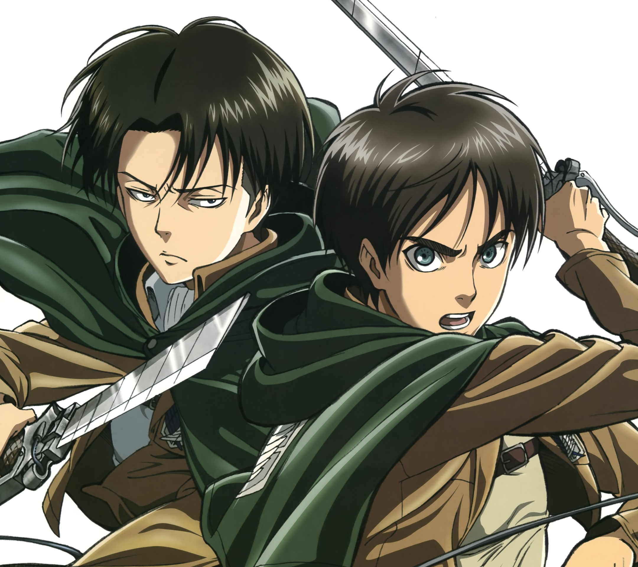 Shingeki No Kyojin Attack On Titan Iphone 5 And Android Wallpapers