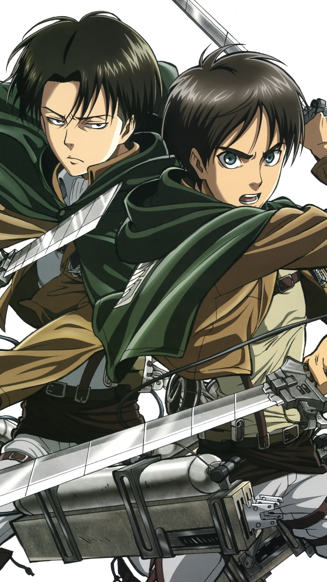 Shingeki No Kyojin Eren Jaeger Magic Thl W9 Wallpaper Levi Rivaille 1080 1920 Kawaii Mobile