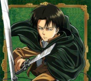 Shingeki no Kyojin.Levi (Rivaille) Android wallpaper.2160x1920