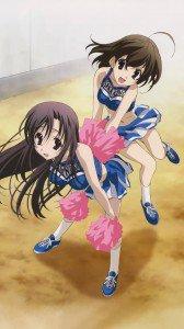 School Days.Kotonoha Katsura.Sekai Saionji Sony Xperia Z wallpaper.1080x1920 (1)