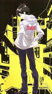 Blood Lad.Staz Charlie Blood LG D802 Optimus G2 wallpaper.1080x1920
