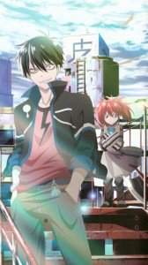 Blood Lad.Staz Charlie Blood Magic THL W3 wallpaper.Liz T. Blood.720x1280