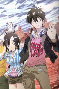 Blood Lad.Staz Charlie Blood iPhone 4 wallpaper.Fuyumi Yanagi.640x960