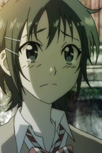 Coppelion.Aoi Fukasaku iPod wallpaper.320x480