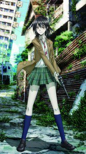 Coppelion.Ibara Naruse Samsung Galaxy Note 3 wallpaper.1080x1920