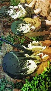Coppelion.Ibara Naruse.Aoi Fukasaku Sony LT26i Xperia S wallpaper.Taeko Nomura.720x1280