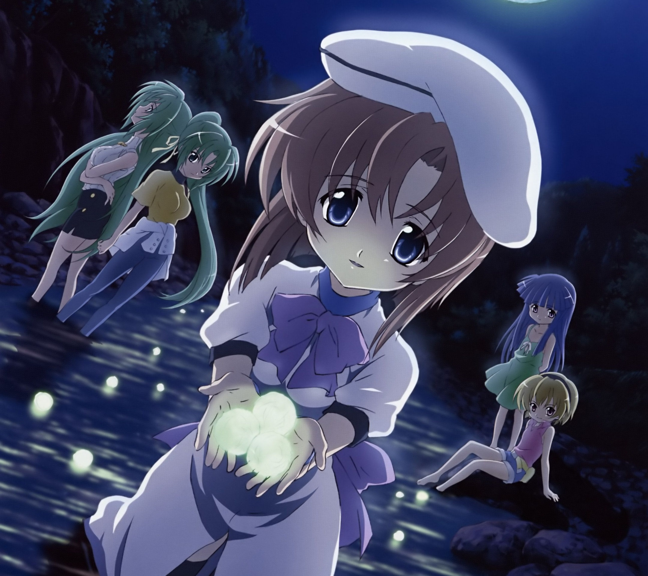 higurashi mobile wallpaper