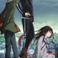 Noragami smartphone wallpapers: Yato and Hiyori Iki images, Yukine, Kofuku lock-screen backgrounds, Nora, Bishamonten and Kazuma. Genre: Fantasy, Comedy, Action, Supernatural, Romance. Noragami full HD wallpapers 1080x1920 Noragami HD wallpapers...