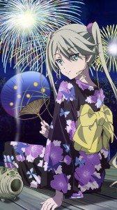 Magical Warfare Mahou Sensou.Momoka Shijou Lenovo K900 wallpaper.1080x1920