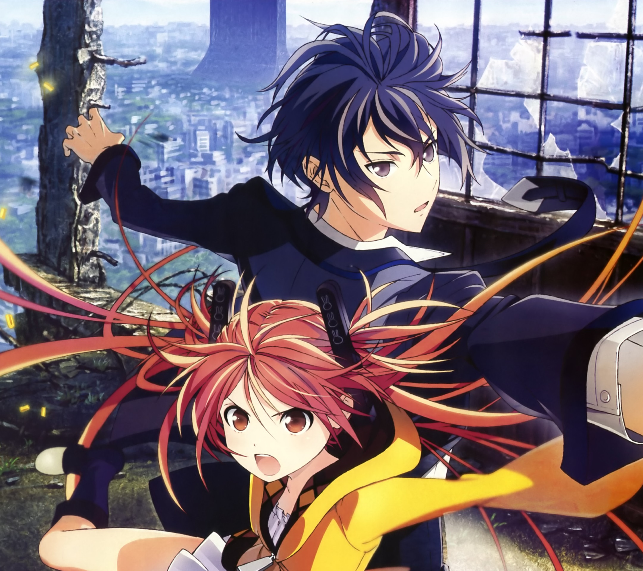 Smartphone Wallpaper 1080x1920: Black Bullet Android And HD Smartphone Wallpapers
