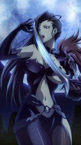 Blade and Soul.Ran Yu iPhone 6 wallpaper.750x1334
