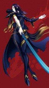 Blade and Soul.Varel Jin iPhone 6 wallpaper.750x1334
