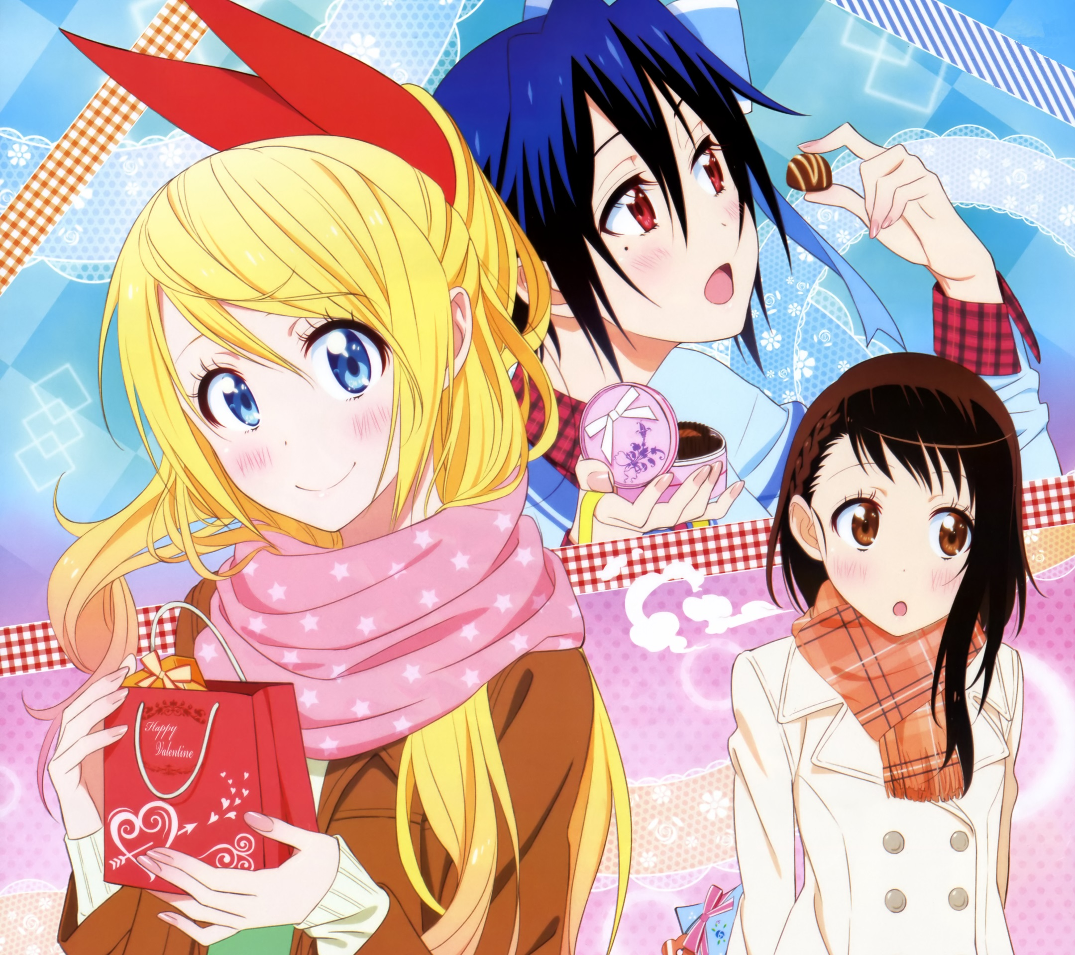 Nisekoi: False Love mobile phone wallpapers