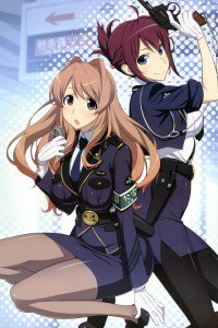 Rail Wars Aoi Sakurai Haruka Komi.iPhone 4 wallpaper 640x960