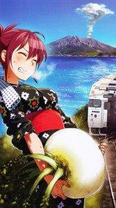 Rail Wars Aoi Sakurai.iPhone 6 wallpaper 750x1334 (4)