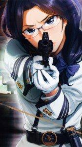 Rail Wars Hitomi Gono.iPhone 6 wallpaper 750x1334