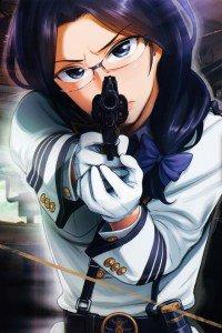Rail Wars Hitomi Gono.iPod 4 wallpaper 640x960
