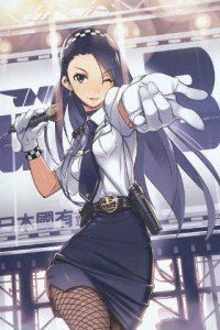 Rail Wars Noa Kashima.iPhone 3G wallpaper 320x480