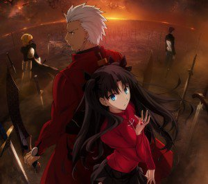 Fate Stay Night Unlimited Blade Works Rin Tohsaka Archer 2160x1920
