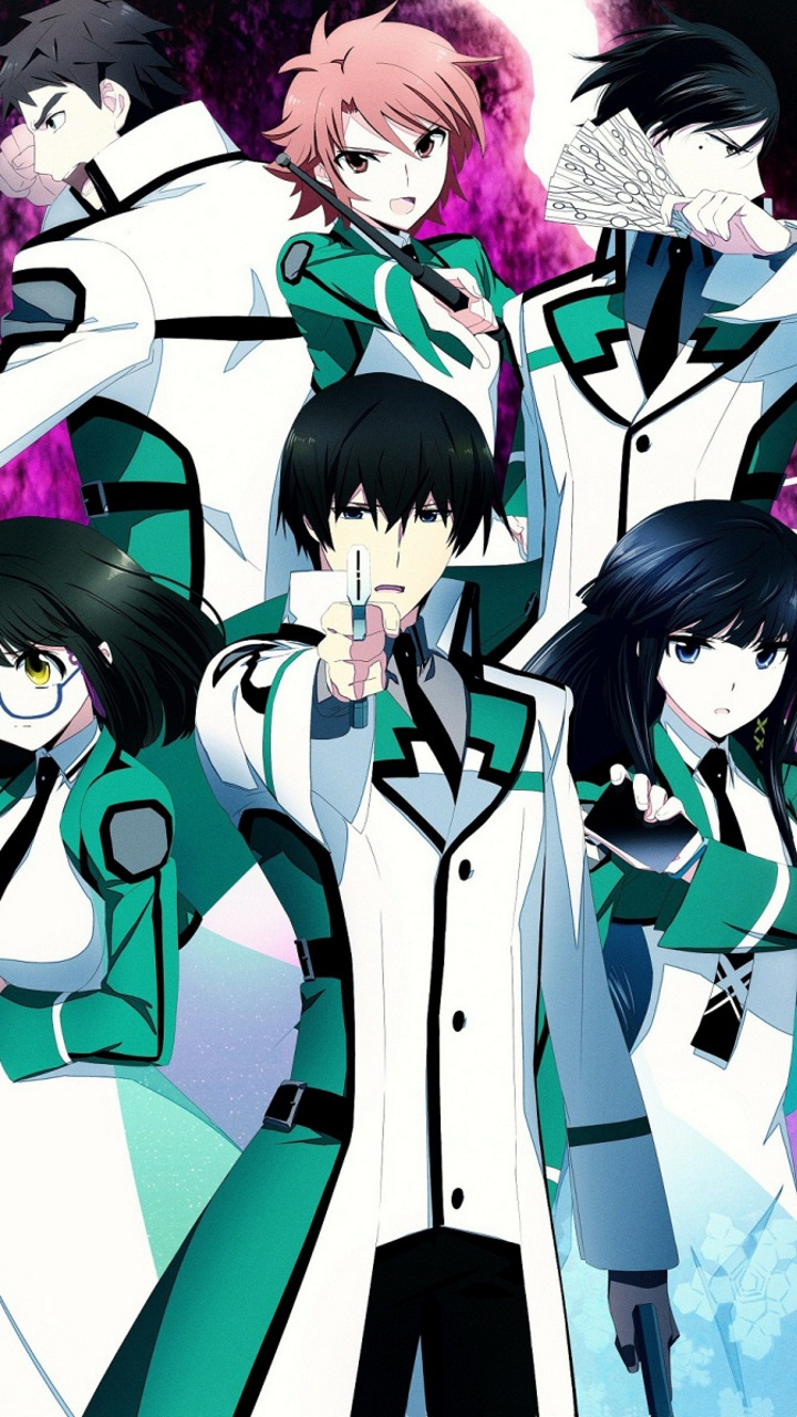Mahouka Koukou No Rettousei Smartphone Wallpapers