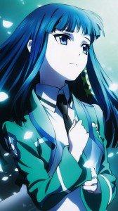 Mahouka Koukou no Rettousei Miyuki Shiba 1080x1920