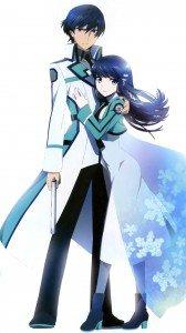 Mahouka Koukou no Rettousei Miyuki Shiba Tatsuya Shiba.Magic THL W9 wallpaper 1080x1920
