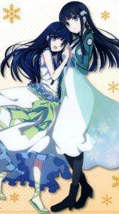 Mahouka Koukou no Rettousei Miyuki Shiba.Magic THL W9 wallpaper 1080x1920
