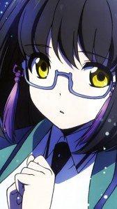 Mahouka Koukou no Rettousei Mizuki Shibata.Sony Xperia S wallpaper 720x1280