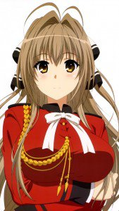 Amagi Brilliant Park Isuzu Sento.iPhone 5 wallpaper 640x1136