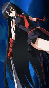 Akame ga Kill HD mobile wallpaper