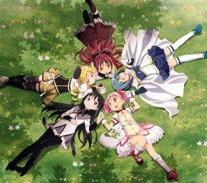 Mahou Shoujo Madoka Magica Madoka Kaname Homura Akemi Sayaka Miki Mami Tomoe Kyoko Sakura 2160x1920