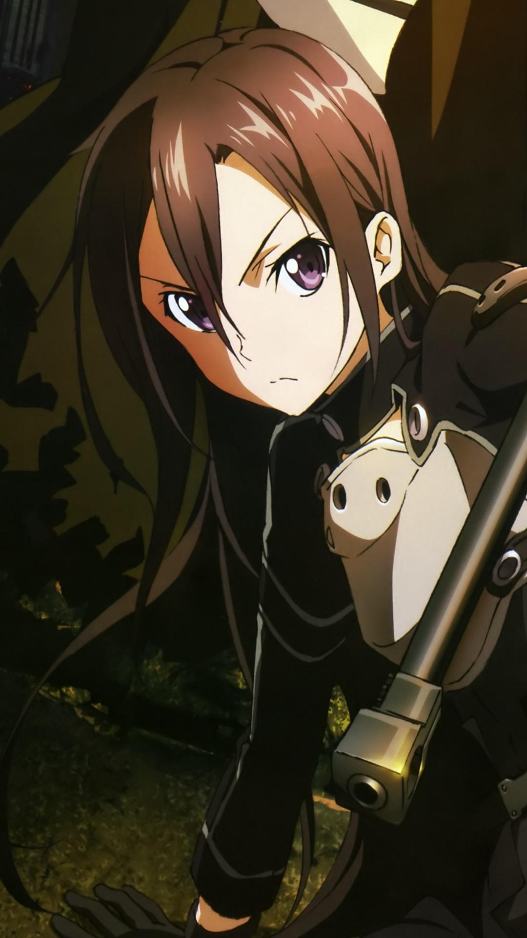 Sword Art Online 2 Kirito 1080x1920