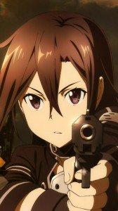 Sword Art Online 2 Kirito.HTC One wallpaper 1080x1920